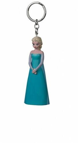 8,5 cm NEUF Frozen Elsa Porte Clé DEL Lite Torche Lampe env