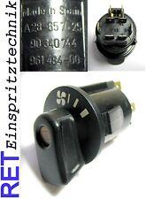 Schalter Gebläseschalter Heckscheibenheizung 90340744 Opel Ascona Kadett
