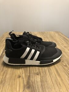 promo code d1cc3 f06d9 Details about Adidas White Mountaineering NMD Trail Prime Knit Black BA7518  Size 12.5 Men's