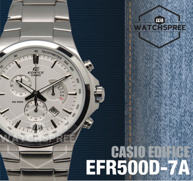 Casio Edifice Watch EFR500D-7A