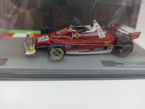F1 The Car Collection Die Cast Small defect NEW SALE!! 1//43 Scale Formula 1