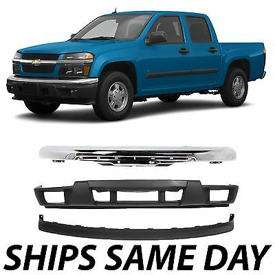 New Front Valance Panel For Chevrolet Colorado 2004-2012 GM1092183
