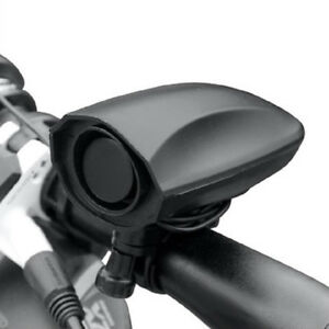 Altoparlante-ultra-forte-Nero-Bicicletta-elettronica-6-Suoni-Campane-d-039-allarmCRI