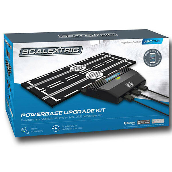 Dans l'attente de la ville, retenant votre souffle souffle souffle Scalextric C8433 ARC ONE Powerbase Upgrade Kit-Connect iPhone pour Scalextric 4d6dbc