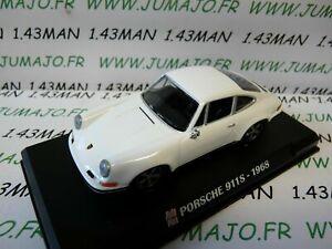 AP41N-Voiture-1-43-IXO-AUTO-PLUS-Porsche-911s-1968