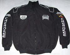 NEU Jeep CHEROKEE Fan-Jacke schwarz jacket veste jas giacca jakka