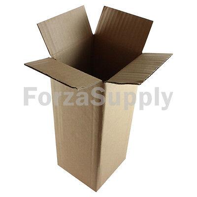 "100 5x4x2 /""EcoSwift/"" Brand Cardboard Box Packing Mailing Shipping Corrugated"