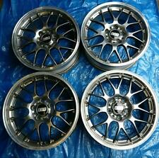 "Genuine BBS RS GT 18"" 5x120 jdm silvia bmw supra drift rx7 m3 split rims"