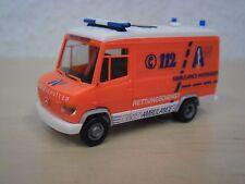"""Herpa - MB T2 Vario RTW """"Rettungsdienst Ambulance Wiesbaden"""" - Nr. 044967 - 1:87"""
