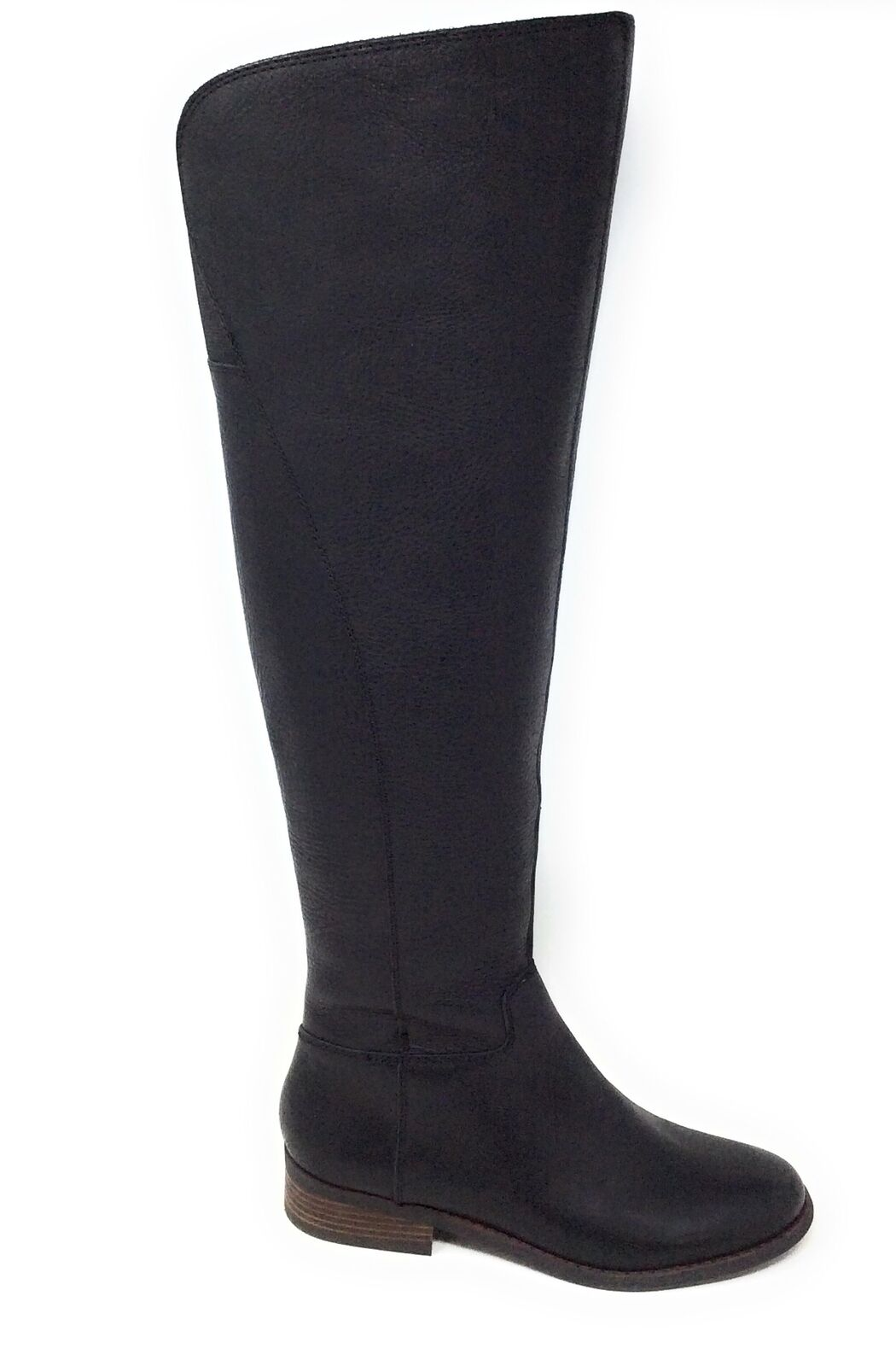 Lucky Brand Womens LK-Havasoo Knee High Motorcycle Boots Black Size 7 M US
