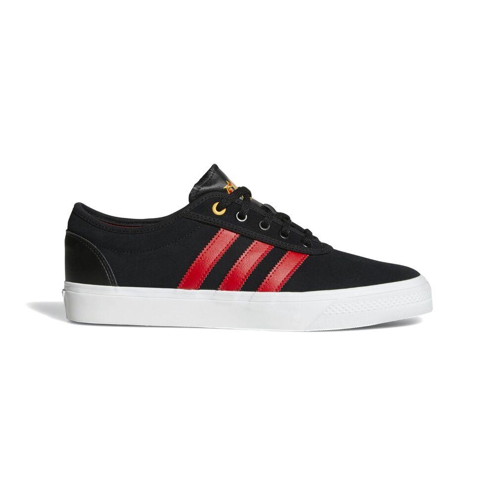 Adidas - Adi-Ease | DB0404- homme Skate chaussures | noir / Scarlet rouge / blanc