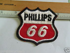 Full Embroidered PHILLIPS 66 Gas Station Advertising Patch 00SE