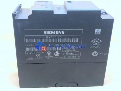 1PCS New Siemens 6ES7 307-1BA00-0AA0,6ES7307-1BA00-0AA0