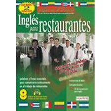 English For Restaurants: Ingles Para Restaurantes Ingles En El Trabajo By
