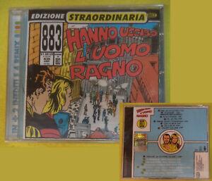 CD-883-Hanno-Ucciso-L-039-Uomo-Ragno-Ita-TV-SORRISI-E-CANZONI-SIGILLATO-no-lp-XI8