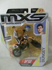 2014 JAKKS MXS SERIES 2 1/18 SCALE #5 RYAN DUNGEY KTM 250 MOTOCROSS FOX