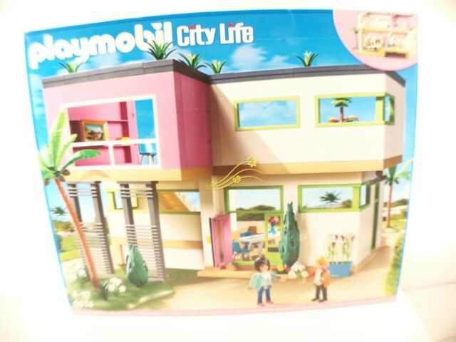 PLAYMOBIL Maison Moderne (5574) for sale online | eBay