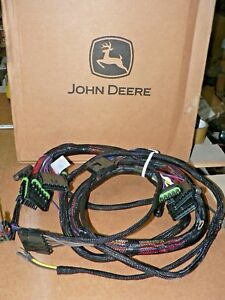 john deere 644e 644er ez loaders wire harness at135433 ebay rh ebay com
