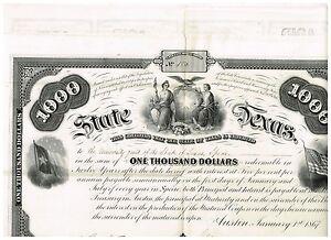 State-of-Texas-Austin-1867-1000-bond-nice