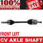 FRONT LEFT CV Joint Axle Shaft For CUBE 09-12 VERSA 07-12 L4 1.8L 1798cc