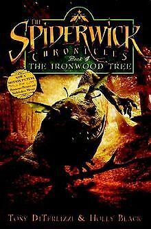 The Ironwood Tree (Spiderwick Chronicle) von Holly Black | Buch | Zustand gut