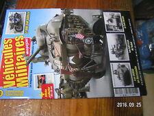 4µ? Revue Vehicules Militaires n°69 Side car Saroléa DUKW en Normandie Tsahal...