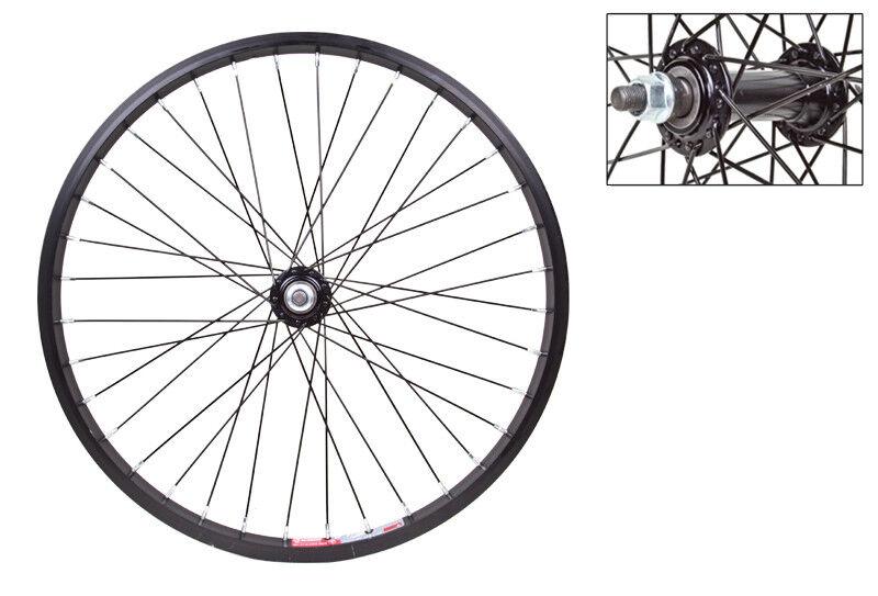 Wheel Front 20X1.75 Aly Bk 36  Aly Bo 3 8 Bk 14Gbk  the cheapest