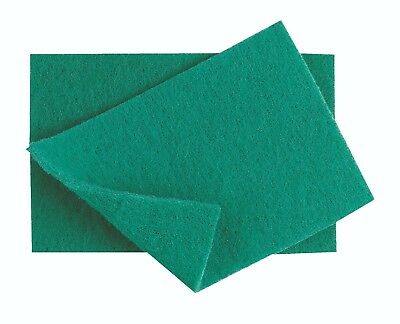 Other Cleaning Supplies Professional Green Large Catering Scourers Pack Of 10 Quality And Quantity Assured