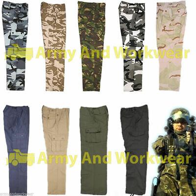 "Neuf Urban Camouflage Style Militaire Combat Cargo//Utilitaire Pantalon 36/"" 40/"""