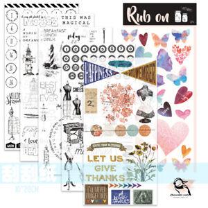 Retro Kollektives Leben Stickers Papier Scrapbooking Karte Tagebuch Dekoration