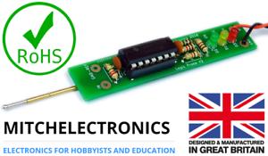 Logic-Probe-Electronics-DIY-kit