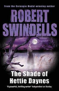 Very-Good-Swindells-Robert-The-Shade-of-Hettie-Daynes-Paperback-Book