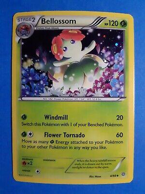 - NM//Mint BELLOSSOM holo-foil XY Ancient Origins 4//98 Pokemon Card