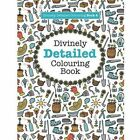Divinely Detailed Colouring Book 4 by Elizabeth James (Paperback / softback, 2016)