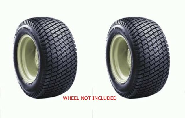 TWO 23X8.50-12 Lawn Trac Lawn 23X850-12 4 Ply Rated Lawn Mower Set of Two Tires