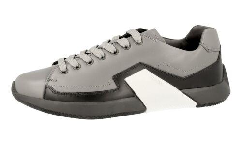 Gris 42 43 5 Nouveaux Chaussures 8 Luxueux Prada 5 4e2879 WtzqAA0Uvw