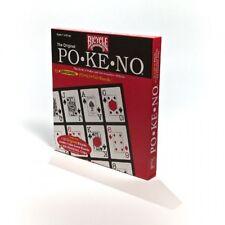 Jumbo Pokeno Game, Family Fun, Cards, New, Free Shipping