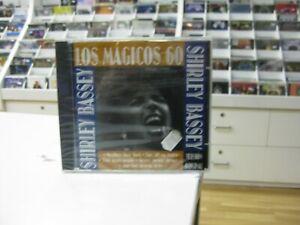 Shirley-Bassey-CD-Espagnol-Los-Dopppelpack-60-1997