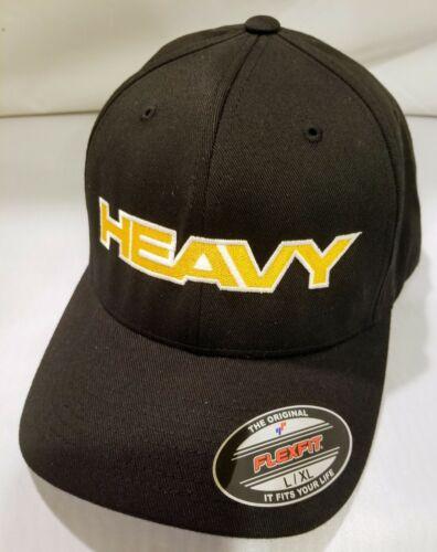 Heavy and Sticker Oilfield Union Construction Crane Bragg fitted L//XL Hat