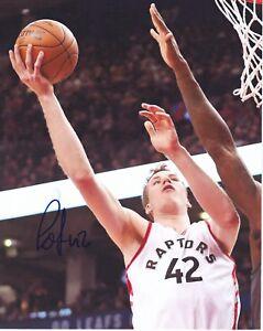 Autographs-original Jakob Poeltl Signed Utah Utes 8x10 Photo Coa