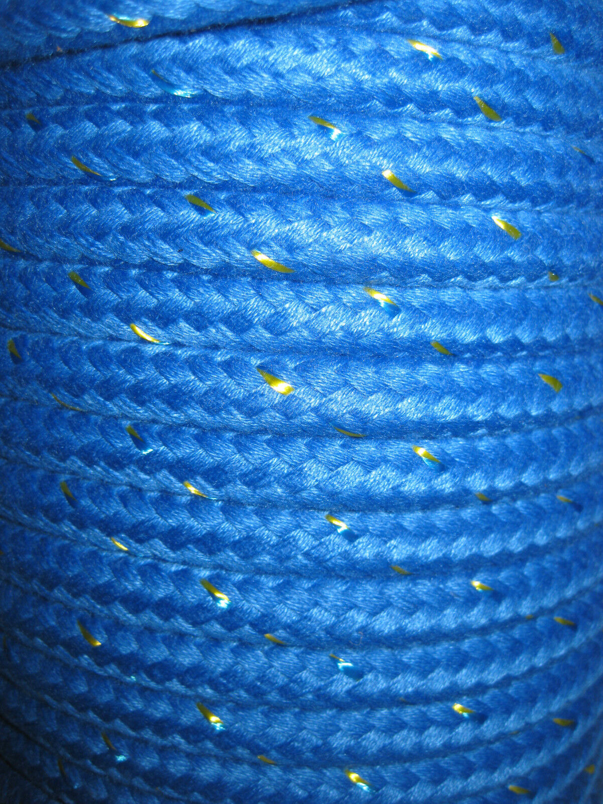 20 m LIROS Seastar Farbe blau 14 mm Tauwerk Schot Segeln Stiefel NEU