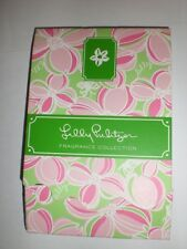 """ONE LILLY PULITZER NOTEPADS W/PENCIL  NEW 4.5""""Lx3 1/8""""W EACH PAD 51CT NEW"""
