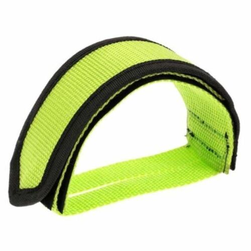Fixie Bicycle Adhesive Straps Pedal Toe Clip Strap Belt IU