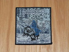DISSECTION - STORM OF THE LIGHTS (NEW) SEW ON W-PATCH OFFICIAL BAND MERCHANDISE