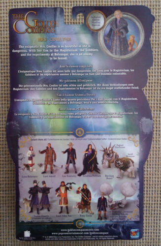 The golden compass-Coffret figurines véhicules CORGI /& alethiometer.