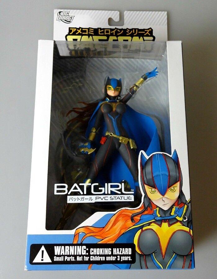 Batgirl AME-COMI HEROINE SERIES BATGIRL 2008 DC Direct PVC STATUEBatman Robin