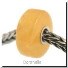 Authentic Trollbeads Precious Stone 50804 Yellow Jade :0 27% OFF