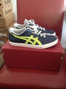 Asics-Onitsuka-Tiger-Aaron-GS-Kids-Sneaker-Gr-40-Neu-In-Karton