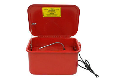 3 5 Gallon Workshop Parts Washer Cleaner With Pump Tank Cleaner Bench 13l 5453003455226 Ebay