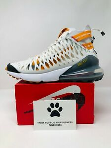 f8cc1215d1ed0 Details about Nike Air Max 270 SP SOE ISPA 'Ghost White' BQ1918-102 Size  7-11